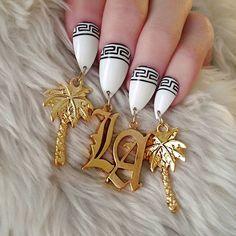 weird nail art designs