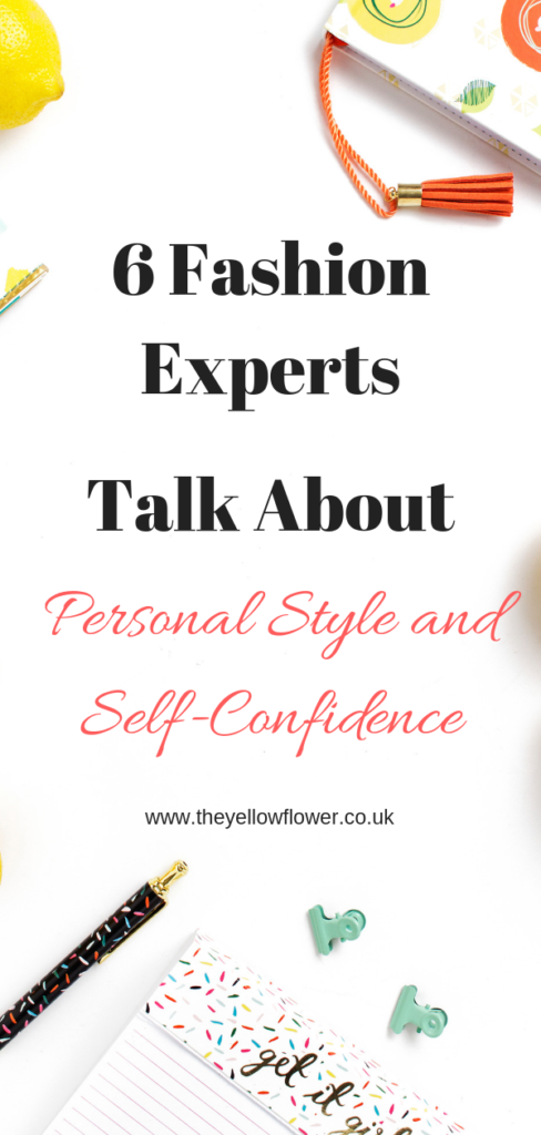 personal style and self-confidence